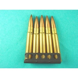 Clips + 5 cartouches 303 British 39/45