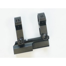 Montage de lunette USM1 avec colliers 26 mm