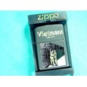 Briquet Zippo commemoratif Vietnam ref m1