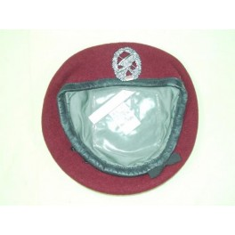 Beret rouge Parachutiste Bundeswehr
