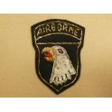Patch 101 st Airborne Vietnam réf  Bullion