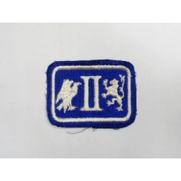 Patch 2 nd Army Corps