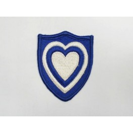 Patch 24th  Army Corps