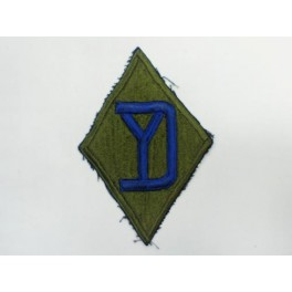 Patch 26 th   infantry  Division US 39/45
