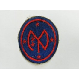 Patch 27 th    infantry  Division US 39/45