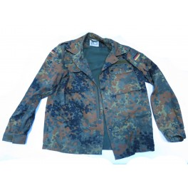 Veste camouflé Flecktarn Bundeswer