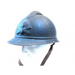 Casque Adrian Artillerie 14/18 ref ca 589