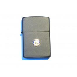 Briquet Zippo original insigne  ROTARY Int black