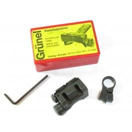 Viseur de precision micrométrique Grunel fusil K31