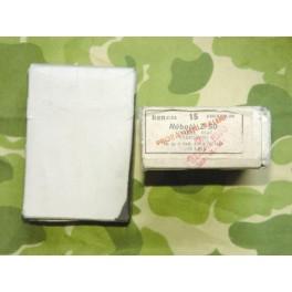 Boite 7.92 bnx Mauser ref C38