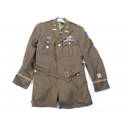 Veste Officier tankiste US 39/45 ref bo 479
