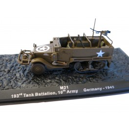 Miniature IXI Altaya  char M21 1945   1/43