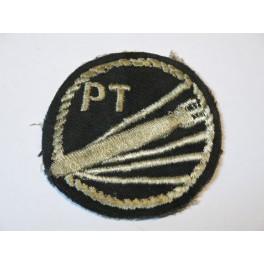 Insigne tissu Navy patrouilleurs torpilleurs TP ref bo 128