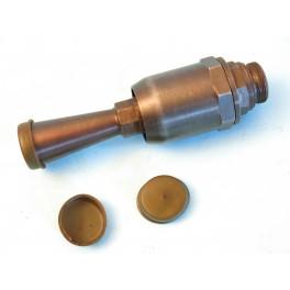 Bouchon de protection caoutchouc cache flamme MG 08 /15