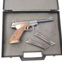 Pistolet Browning Buck mark  calibre 22 long rifle categorie B