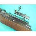 Montage de lunette fusil Garand pour hausse
