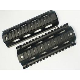 Garde main M16 M4  4 rails 1 pouce