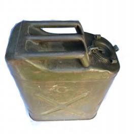 Jerrycan a eau US army 1951 ref je159