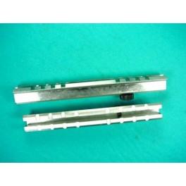 Rail lunette M16 19 cm
