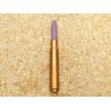 7.92 Mauser balle bois etui acier laqué verni