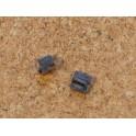 Cran de mire Enfield MK3  ref 3  hauteur 8 mm