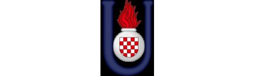 Croatie Oustachis